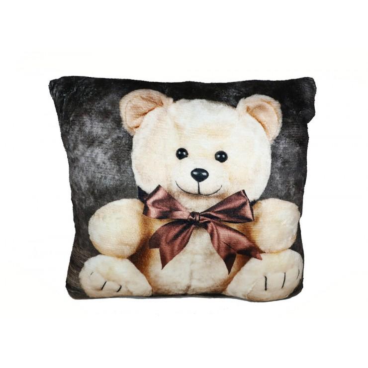 Insulated pillow Teddy Bear 40x40 cm