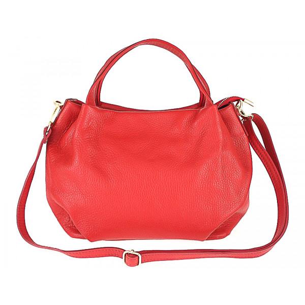 2e7f3a8246 Dámska kabelka 784 červená - MONDO ITALIA s.r.o.