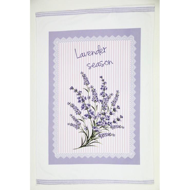 Kitchen towel Lavender 50 x 70 cm