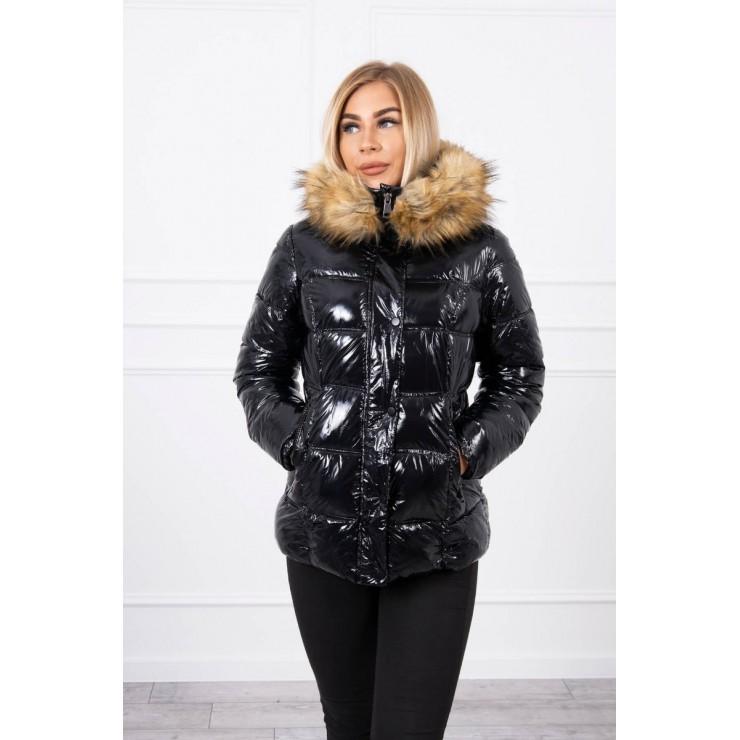 Quilted jacket MI1 black