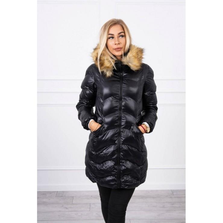 Quilted jacket MI2 black