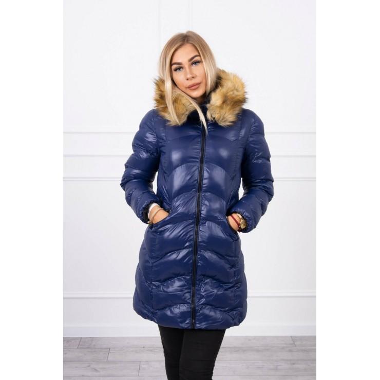 Quilted jacket MI2 dark blue