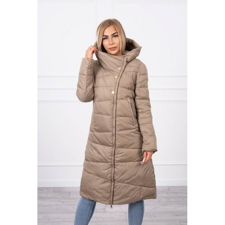 Zimní bunda MI20 béžová