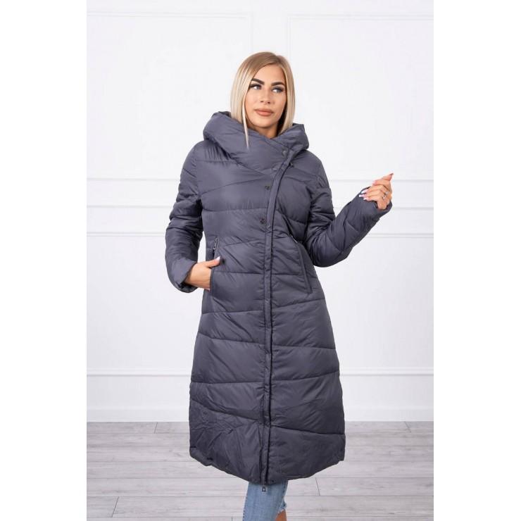 Zimná bunda MI20 šedá