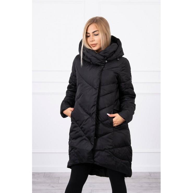 Zimná bunda MI19 čierna