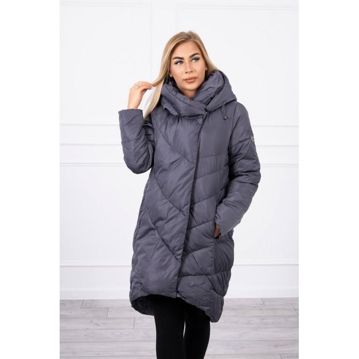 Zimná bunda MI19 šedá