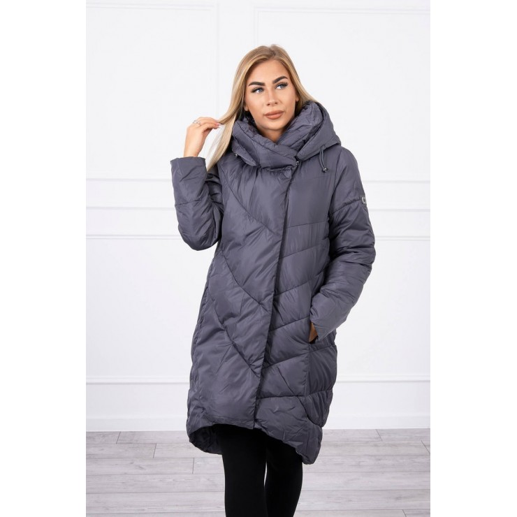 Winter jacket MI19 gray
