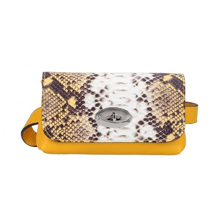Waist Bag 5346 yellow