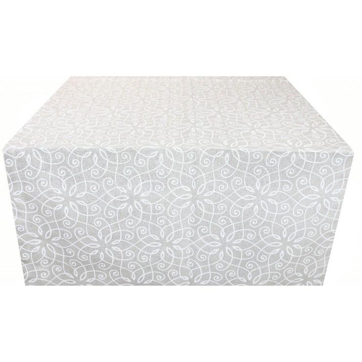 Vianočný behúň na stôl 50x150 cm Made in Italy