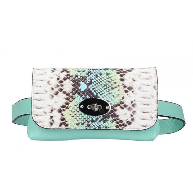 Waist Bag 5346 turquoise