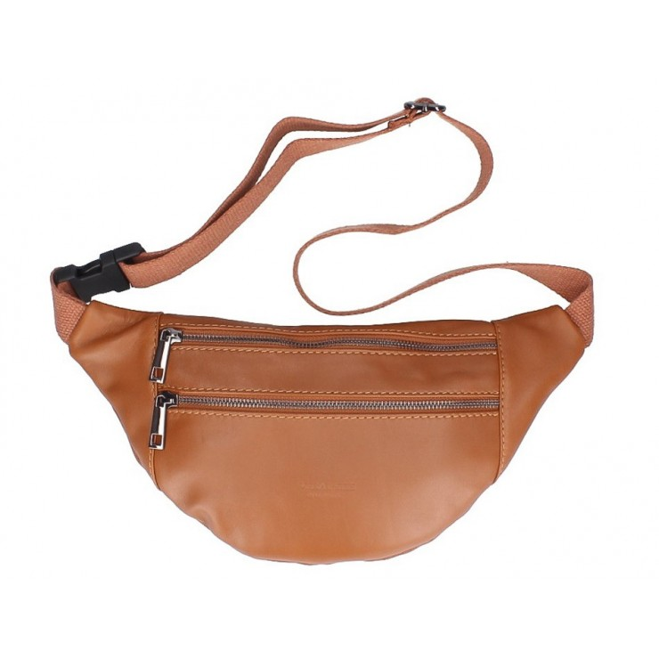 Waist Bag 5347 cognac