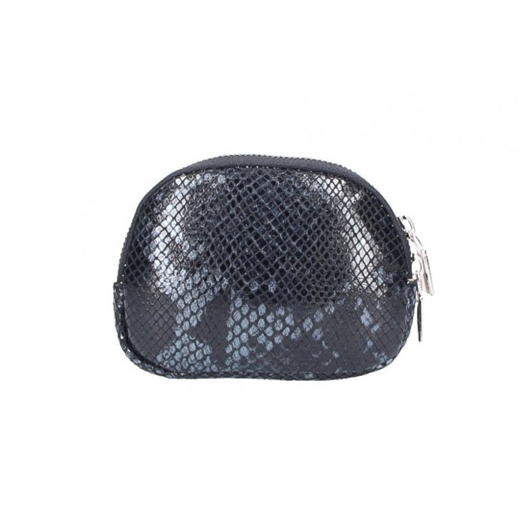 Leather Pouch 5348 black