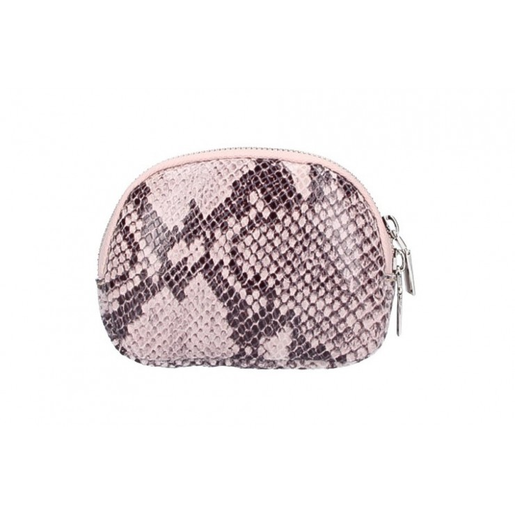 Leather Pouch 5348 pink