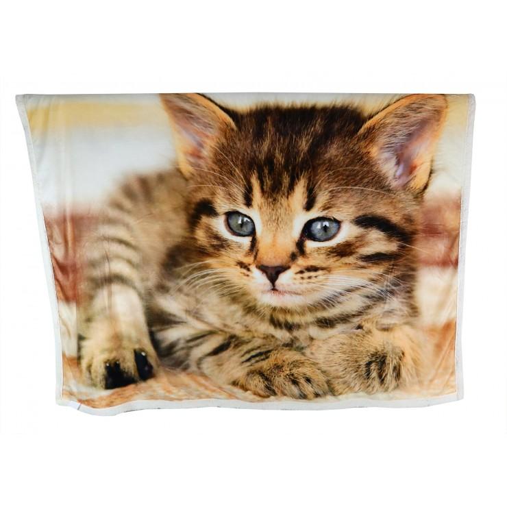 Zateplená deka DOLCEZZA 130x160 cm v darčekovej krabičke