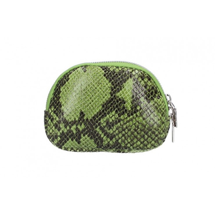 Leather Pouch 5348 green
