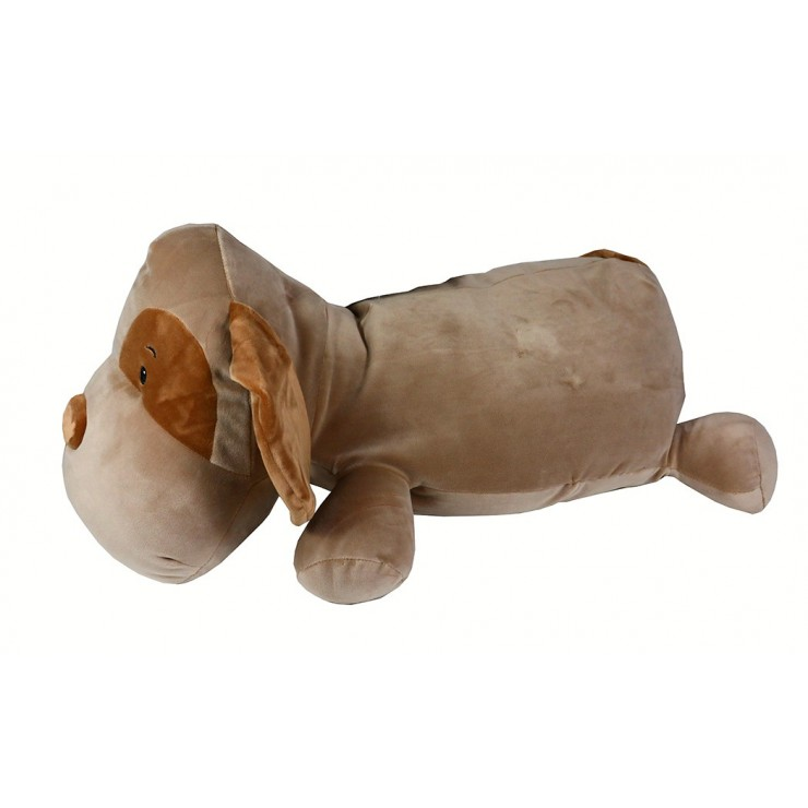 Children's pillow in the shape of a dog 60x25 cm