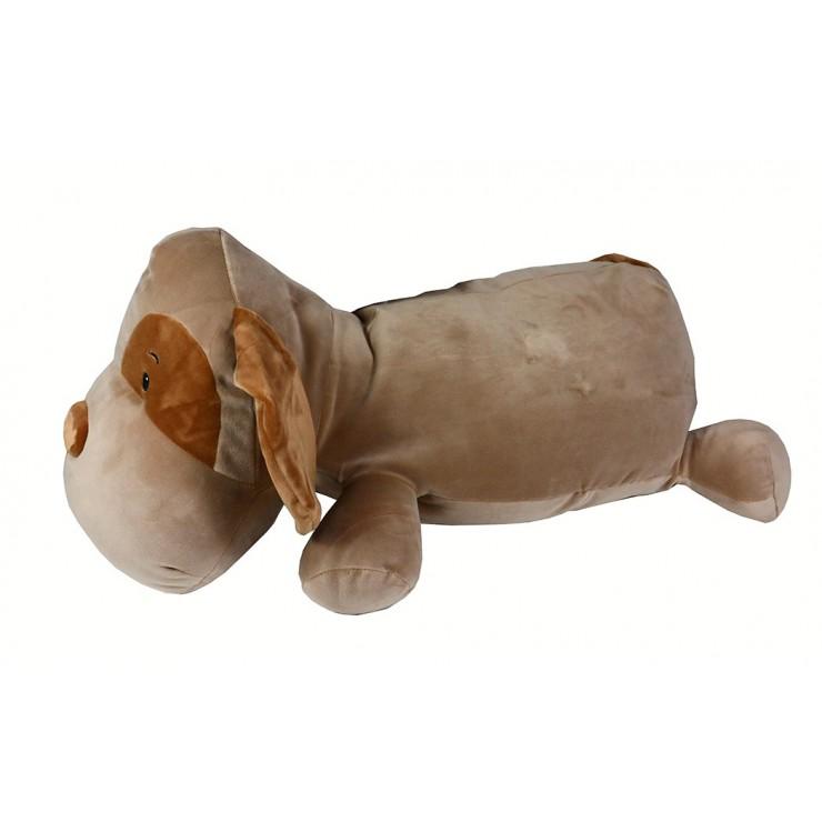 Detský vankúš v tvare psíka 60x25 cm