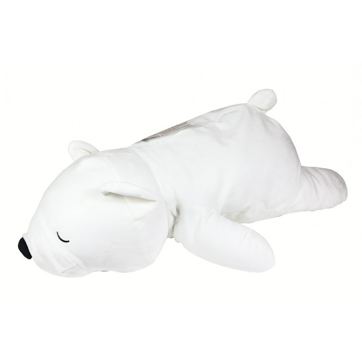 Children's pillow in the shape of a Teddy Bear 60x25 cm