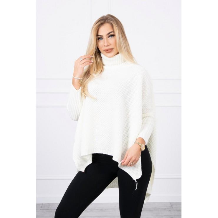 Women's turtleneck 2019-30 cream