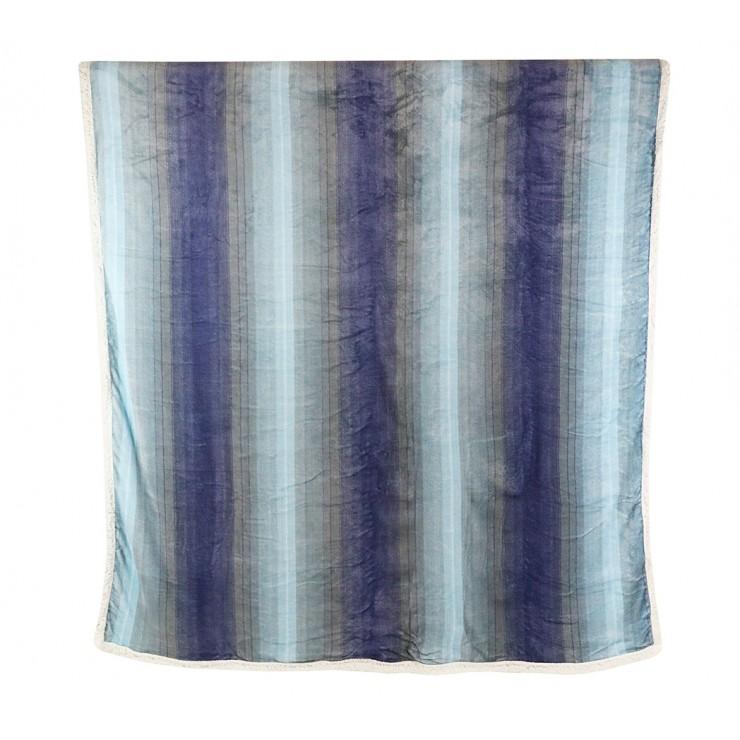 Deka Fashion 160x210 cm modrá