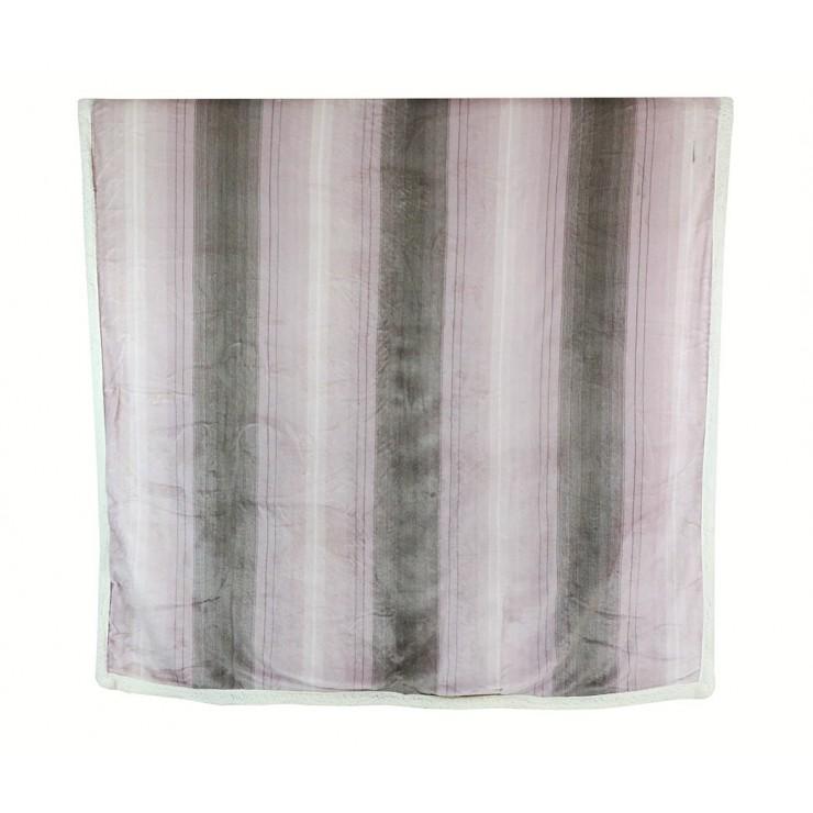 Deka Fashion 160x210 cm šedá+lila