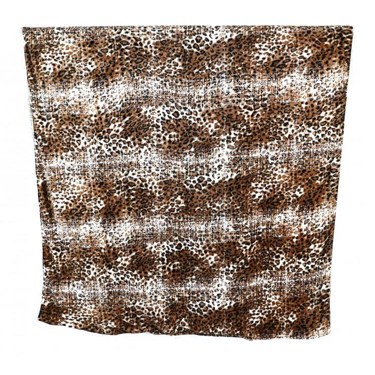 Plaid Safari 160x210 cm taupe