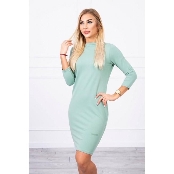Ladies Dress Classical MI8825 dark mint