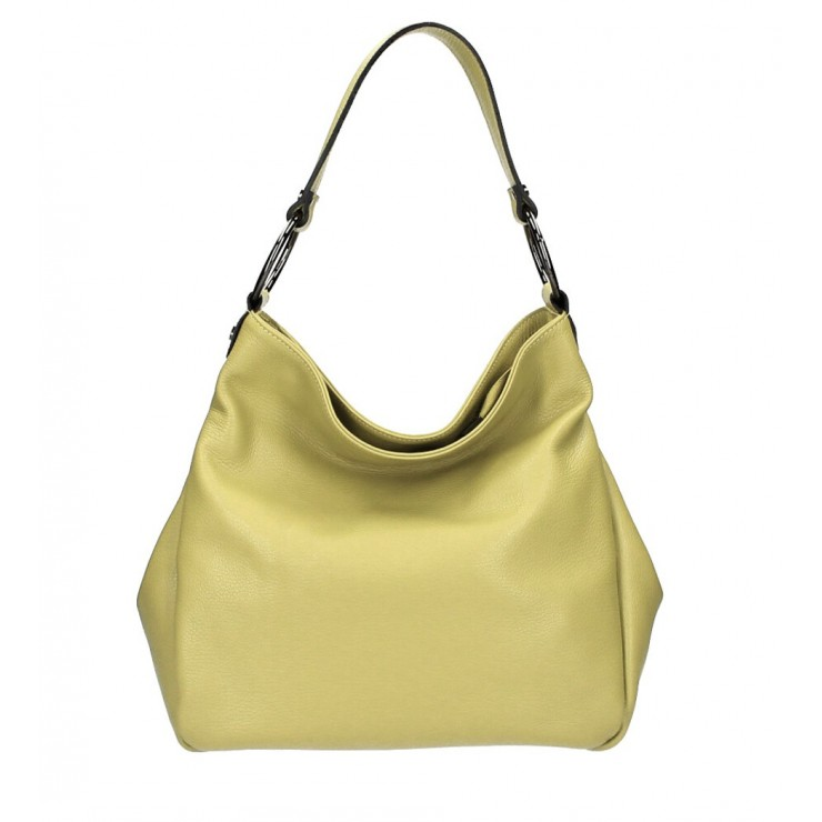 Genuine Shoulderbag 1081 moss Made in Italy