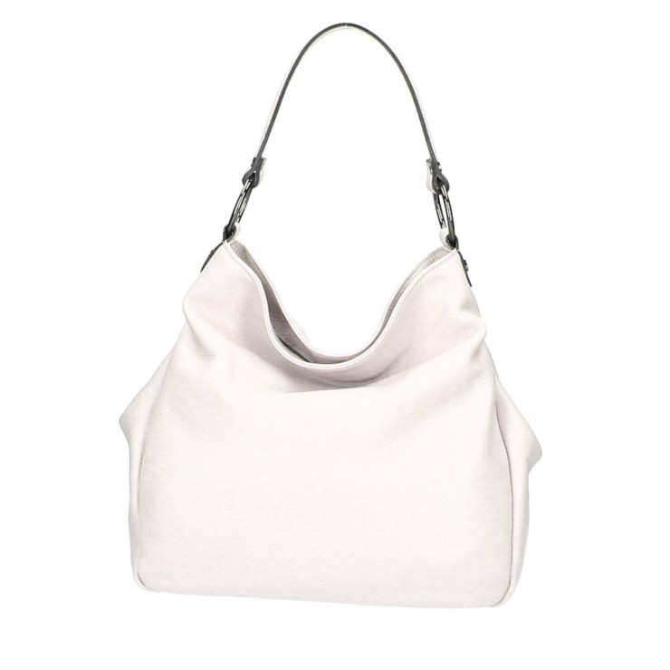 Genuine Shoulderbag 1081 beige Made in Italy