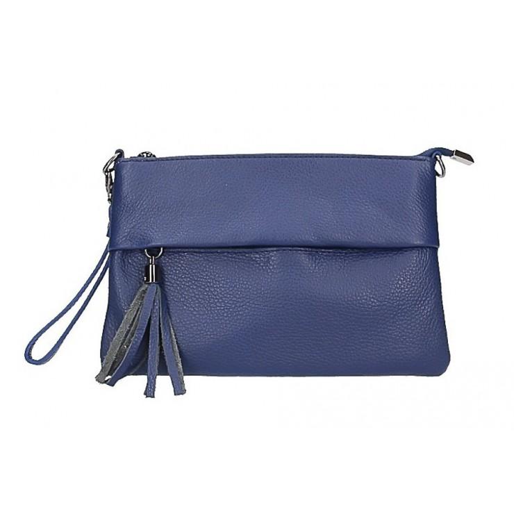 Genuine Leather Handbag 1492 jeans