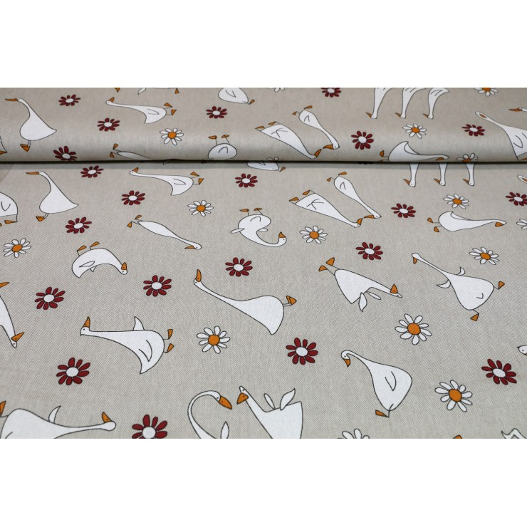 Fabric Geese