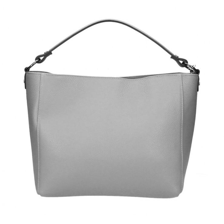 Genuine Leather Handbag 1268 Made in Italy