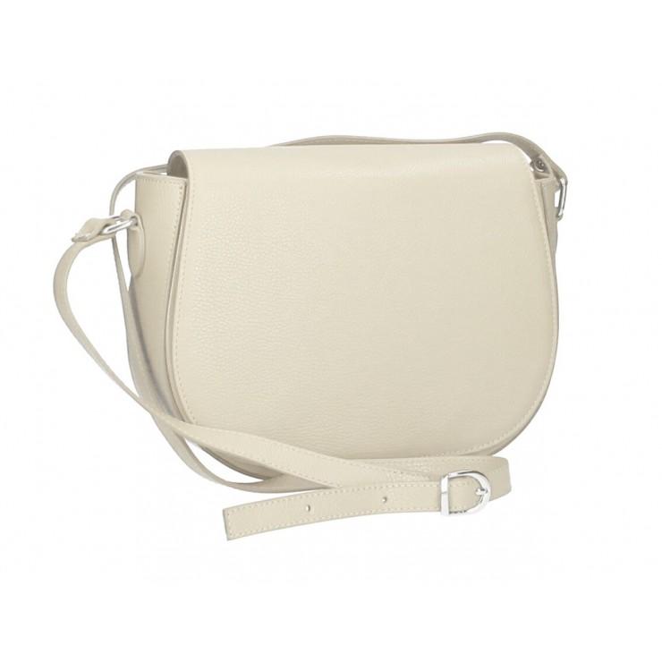 Genuine shoulder bag MI102 beige