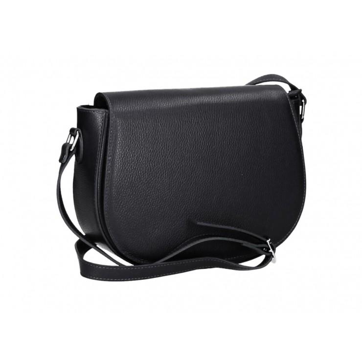 Genuine shoulder bag MI102 black