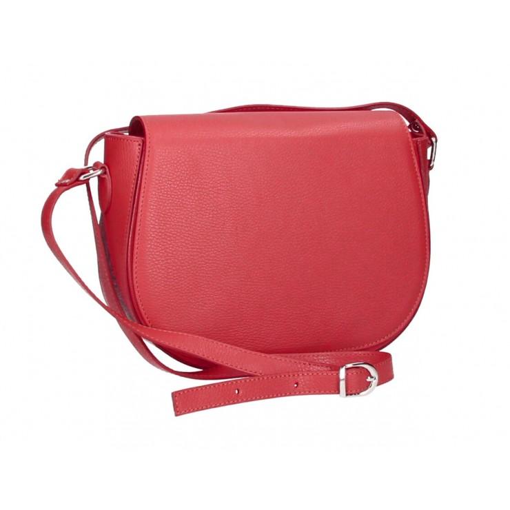 Genuine shoulder bag MI102 red