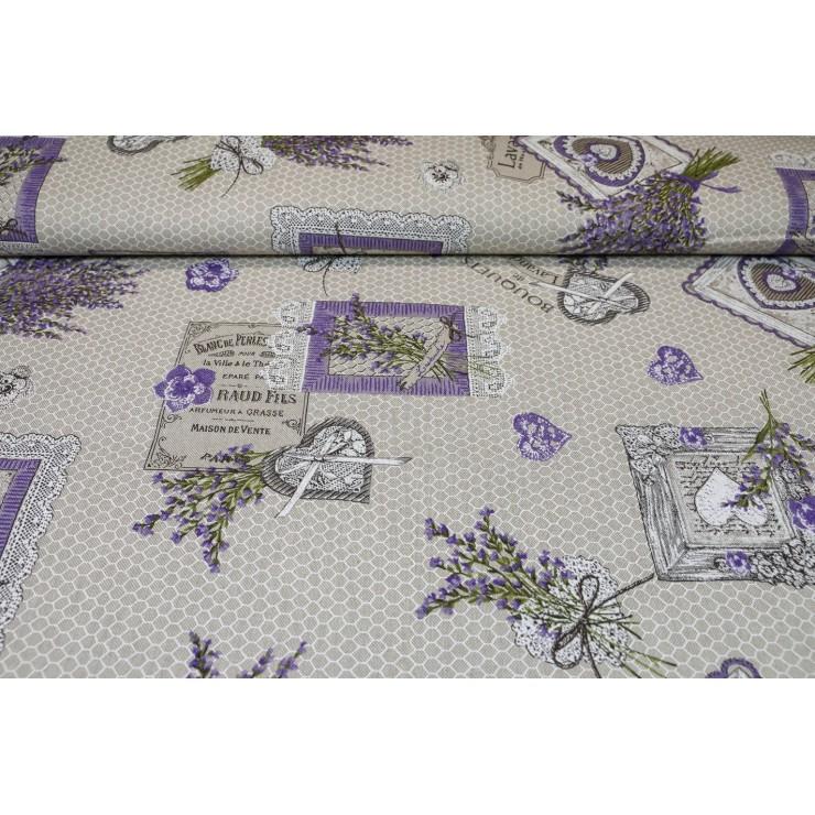 Fabric Lavender bouquet