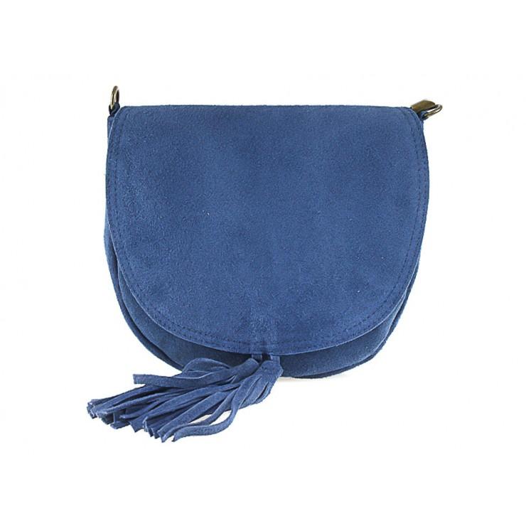 Genuine Leather Handbag 703 jeans