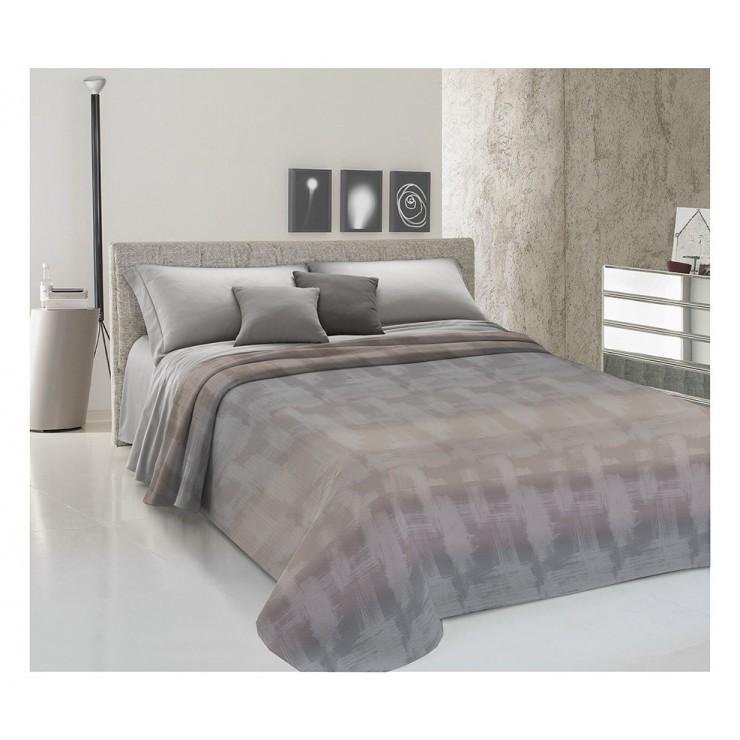 Prikrývka na posteľ Piquet Dúha béžová