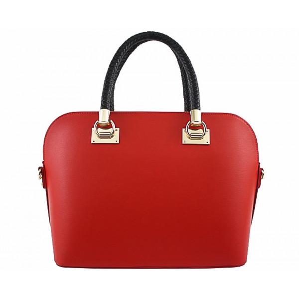 Dámska kabelka 34 červená