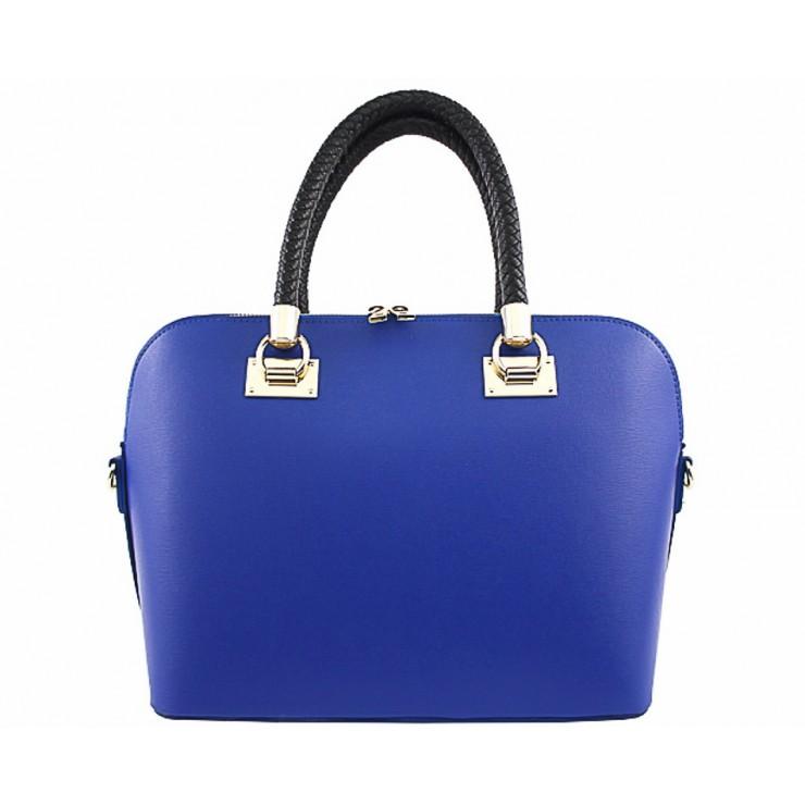 Dámska kabelka 34 azurovo modrá