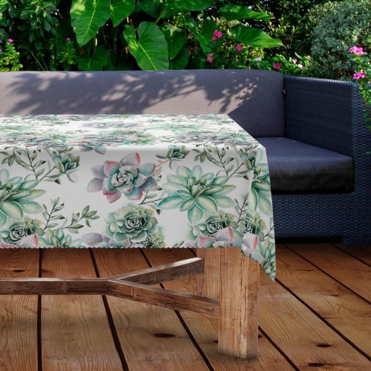 Waterproof garden tablecloth MIGD434-278 plants