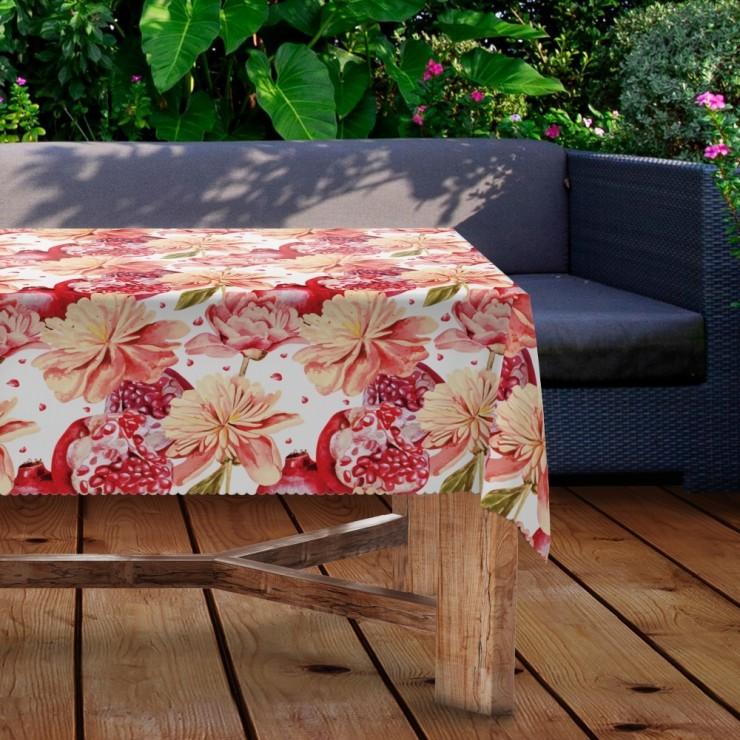 Waterproof garden tablecloth MIGD434-281 flowers