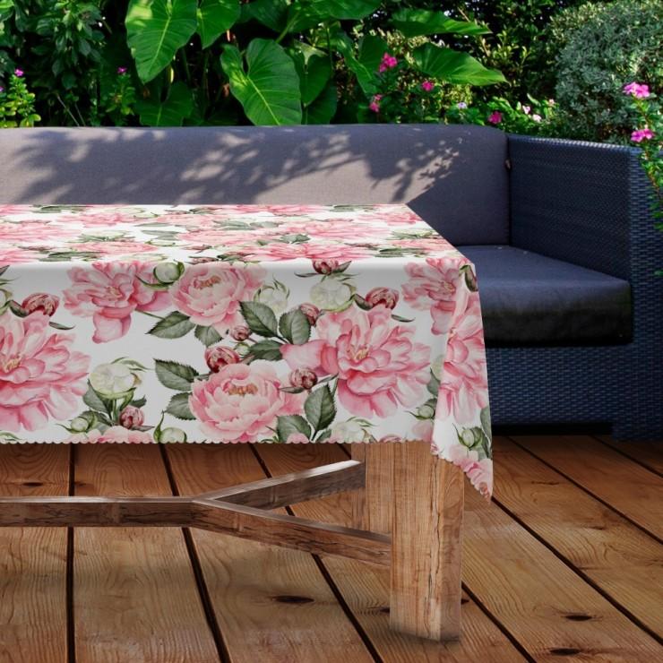 Waterproof garden tablecloth MIGD434-282 flowers