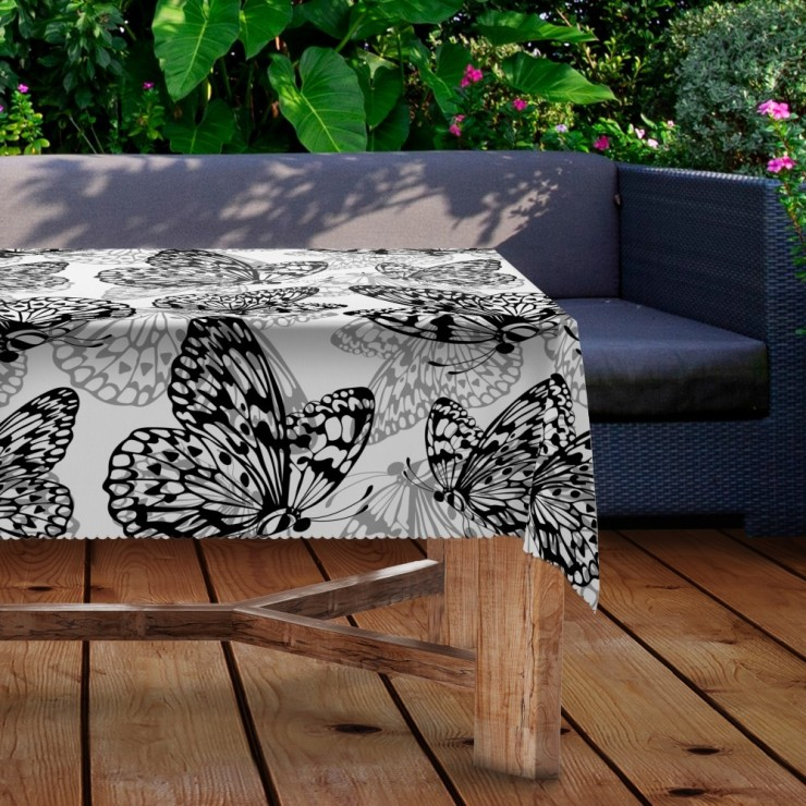 Waterproof garden tablecloth MIGD434-295