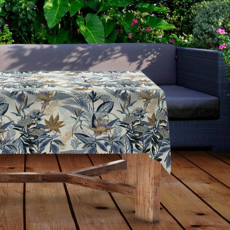 Waterproof garden tablecloth MIGD434-303