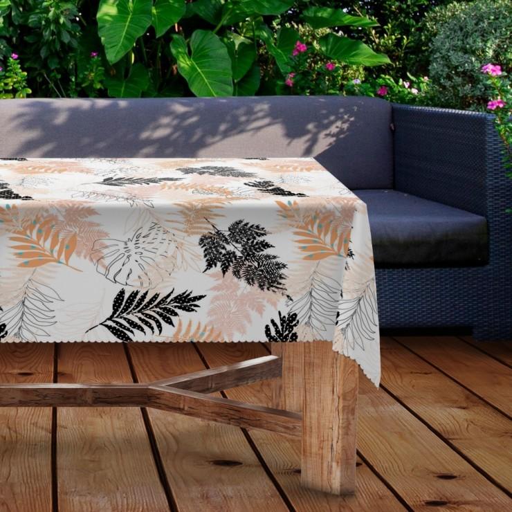 Waterproof garden tablecloth MIGD434-304