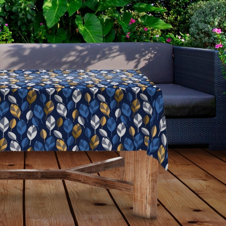 Waterproof garden tablecloth MIGD434-313
