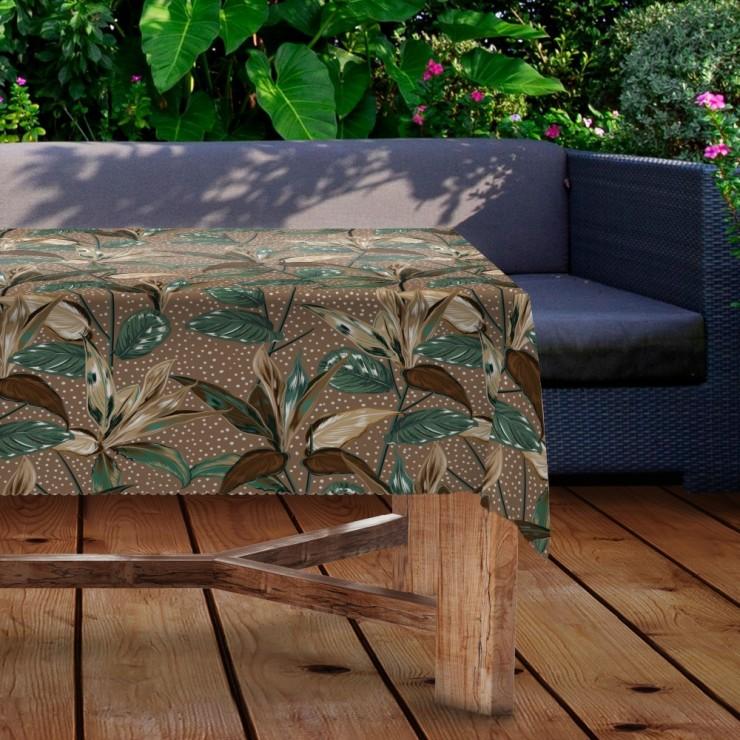 Waterproof garden tablecloth MIGD434-316