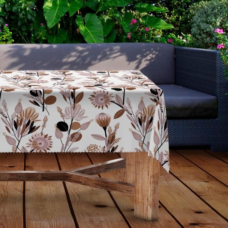 Waterproof garden tablecloth MIGD434-317