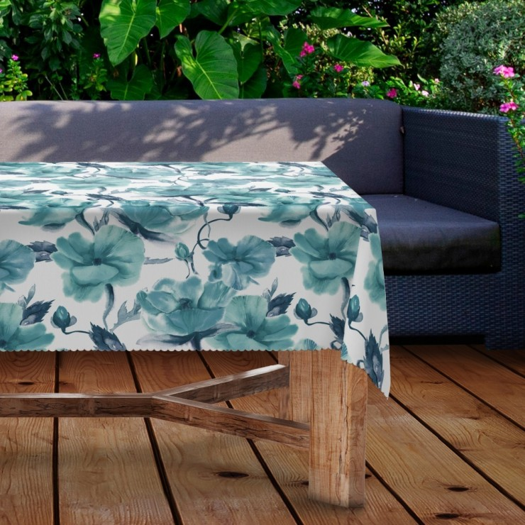 Waterproof garden tablecloth MIGD434-321